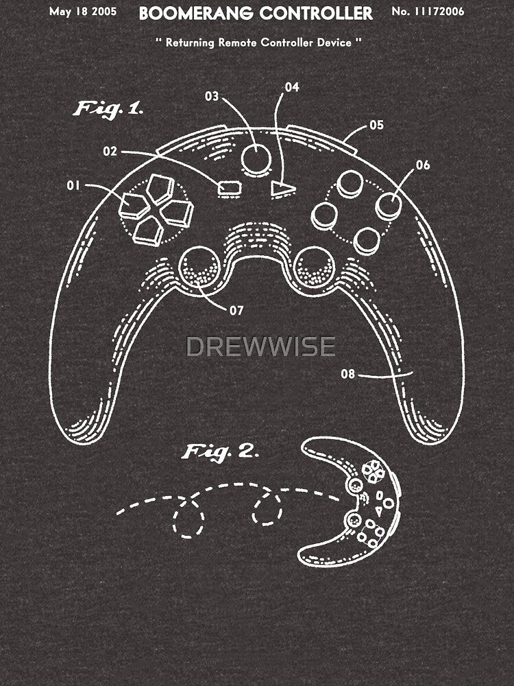 BOOMERANG CONTROLLER by DREWWISE