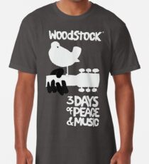 Woodstock 1969 Long T-Shirt