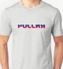 Russia poccnr flag T-Shirt