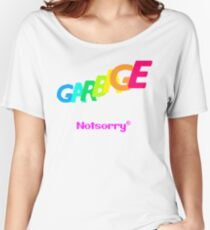 GARBAGE Women's Relaxed Fit T-Shirt