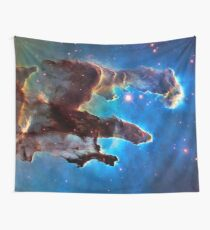 Eagle Nebula (aka Pillars of Creation) Wall Tapestry