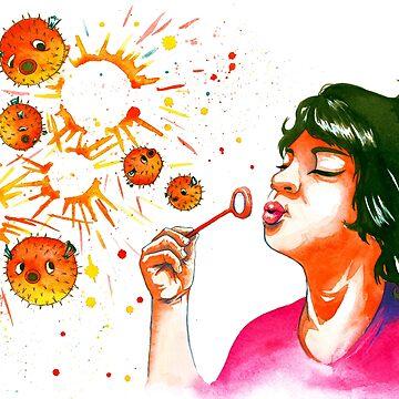 fugu bubbles by katyska