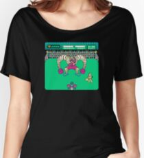 PUNCH ARMS!! Women's Relaxed Fit T-Shirt