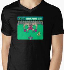 PUNCH ARMS!! Men's V-Neck T-Shirt