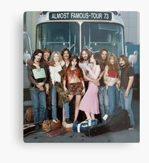 almost famous group shot Metal Print