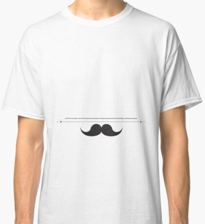 t tash (instant disguise) Classic T-Shirt