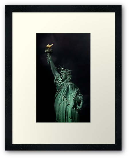 Statue Of Liberty 2 by Alex Preiss