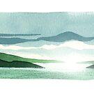 Westcoast Horizon by victorsart