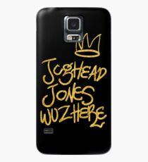 Jughead Jones was here (Riverdale) Case/Skin for Samsung Galaxy