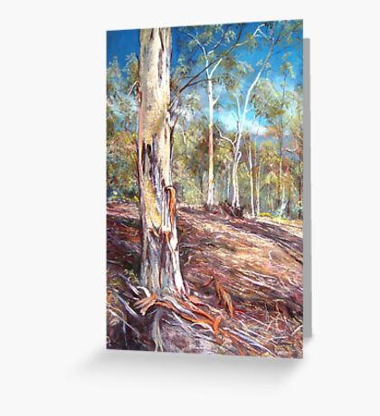 High Country Giant Greeting Card