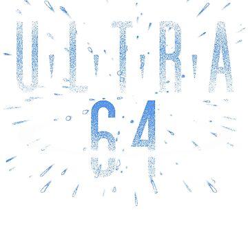 ULTRA 64 by DREWWISE
