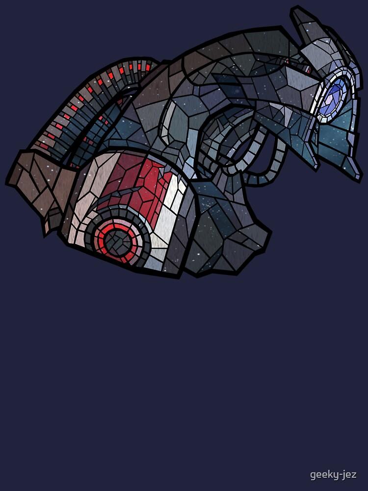 Legión de geeky-jez