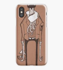 Hipster Kraken iPhone Case/Skin