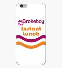Brokeboy Instant Mittagessen Ramen iPhone-Hülle & Cover