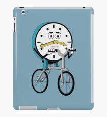 Time Travel! iPad Case/Skin
