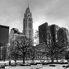 LeVeque Tower by Bill Wetmore