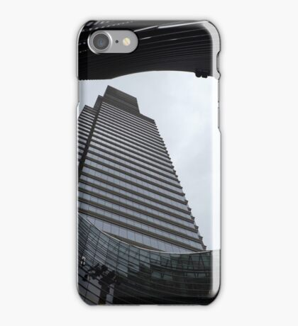 Classic Architecture, East 58th Street, New York City iPhone Case/Skin