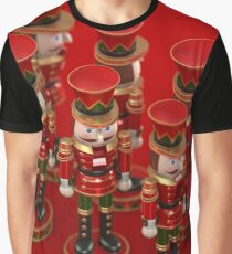 Holiday Nutcrackers Graphic T-Shirt