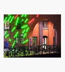 Oxo Tower Arts Centre Photographic Print