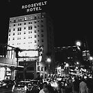 Hollywood Noir by Steve Rosenberger