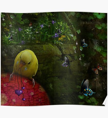 Deep In The Forest Of Dreams Poster