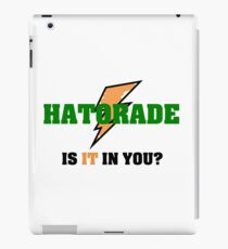 Hatorade- Parody iPad Case/Skin