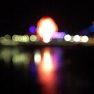 Ferris Wheel, Santa Monica Pier by Steve Rosenberger