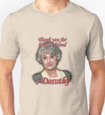 Friend of Dorothy Slim Fit T-Shirt