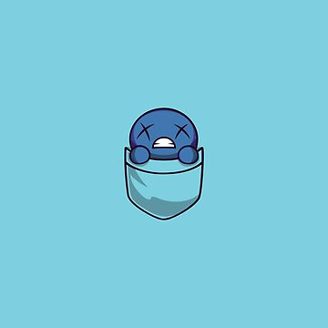 The Binding of Isaac, pocket Blue Baby by spilu