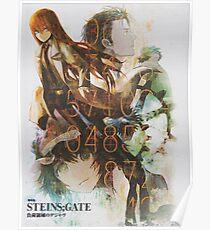 Steins Gate Poster