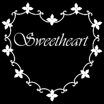 Sweetheart Heart by FindURTreasures