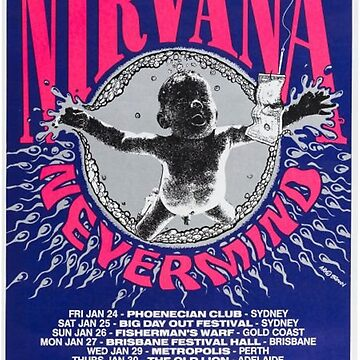 nevermind tour by maxdeluxxe