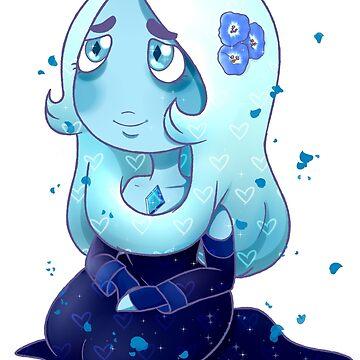 Steven Universe Blue Diamond by MamaBearArt