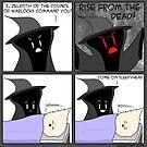 Bedromancer by RaphComic
