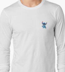 Camiseta de manga larga Puntada