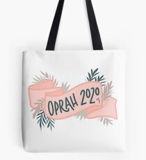 Oprah2020 Tote Bag