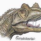 Coratosaurus by SnakeArtist