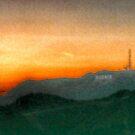 Mt Lee Sunset by Steve Rosenberger