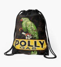Polly Gas Drawstring Bag