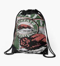 Buffalo Gasoline Drawstring Bag