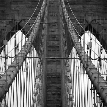 Brooklyn Bridge by MCOConnor