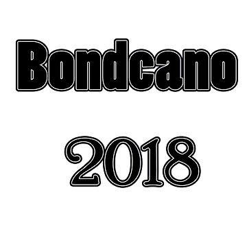 Bondcano 2018 by 1termtony
