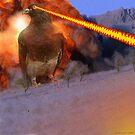 The dOvemaster Strikes Back by Kenny Irwin