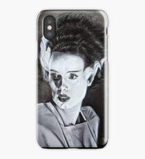 Bride of Frankenstein iPhone Case/Skin