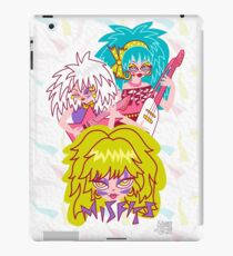 Misfits Jem and the Holograms iPad Case/Skin