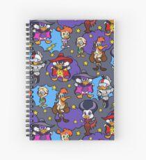 Dangerous Ducks Spiral Notebook