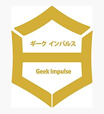 Geek Impulse Photographic Print