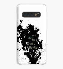 Cheshire Cat - Alice in Wonderland Case/Skin for Samsung Galaxy