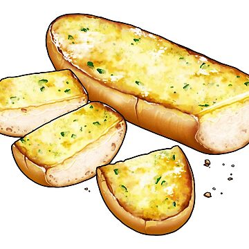 Garlic Bread by ghostfire