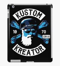 Kustom Kreator Licensed Products iPad Case/Skin